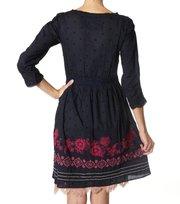 Odd Molly - aurora dress - DARK INDIGO