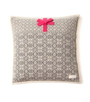 Odd Molly - lovely knit pillowcase - GREY MELANGE