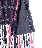 Odd Molly - embrace scarf - DARK INDIGO