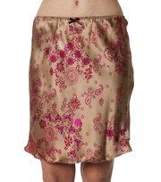 Odd Molly - a-one silk skirt - POWDER