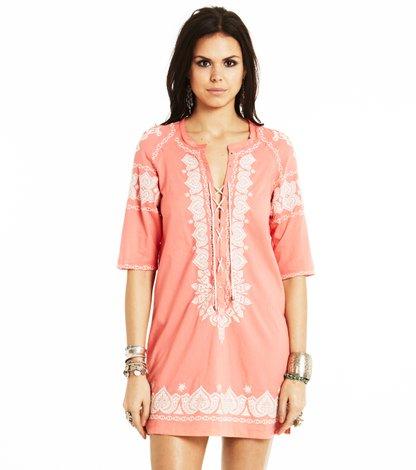 clara short dress