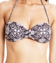 Odd Molly - goosebumps print bikini - ASPHALT