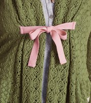 Odd Molly - can-can cardigan - OLIVE