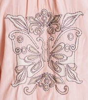Odd Molly - woodpecker dress - MILKY PINK