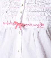 Odd Molly - smock blouse - WHITE
