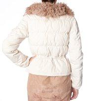 Odd Molly - downside up jacket - WINTER WHITE