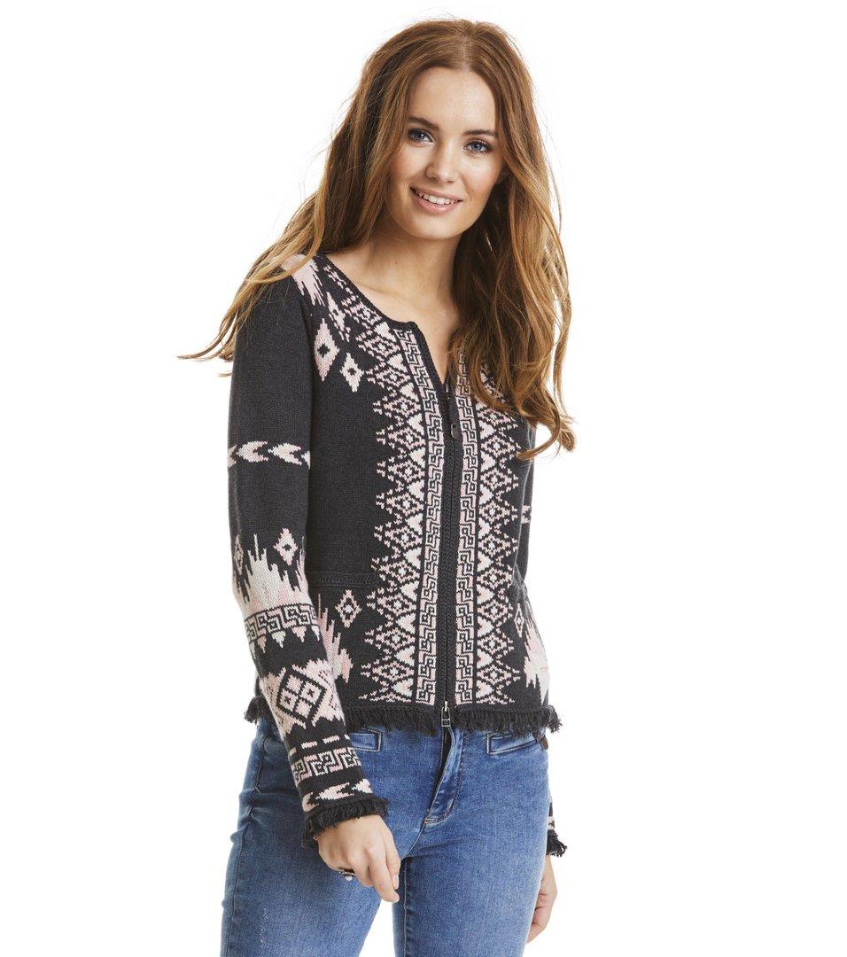 odd molly chillax knit coat