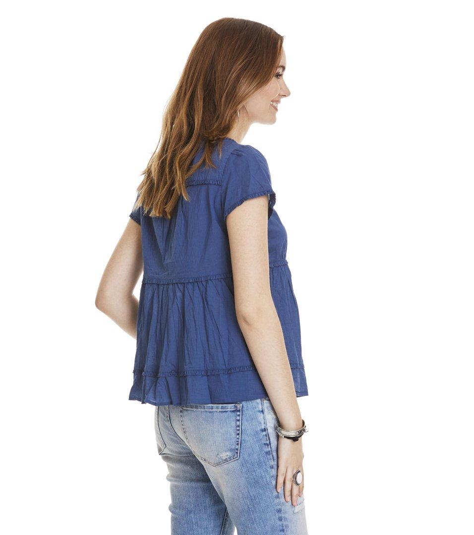 c636d0cb Odd Molly fin-tastic s/s blouse