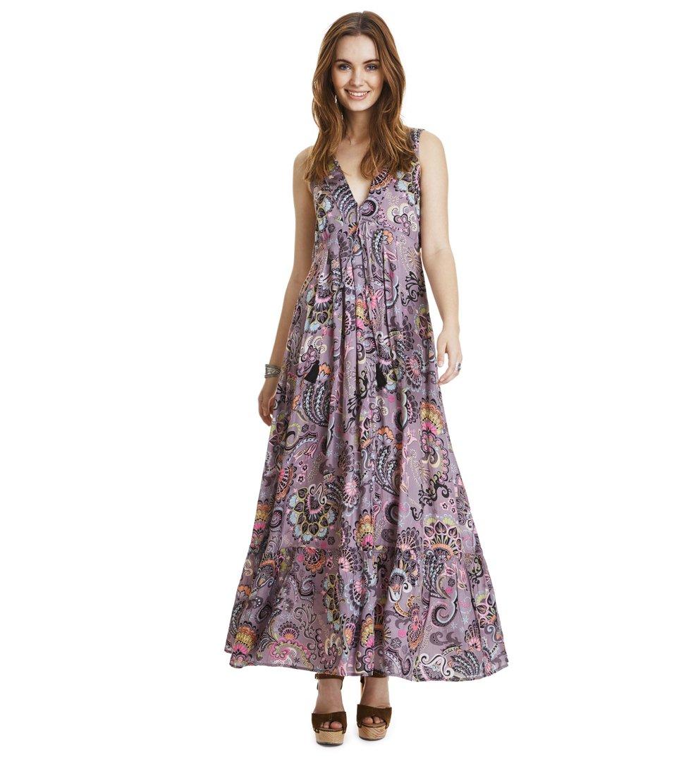 5e74930c3ca4 Odd Molly - adventure long dress - DUSTY MAUVE