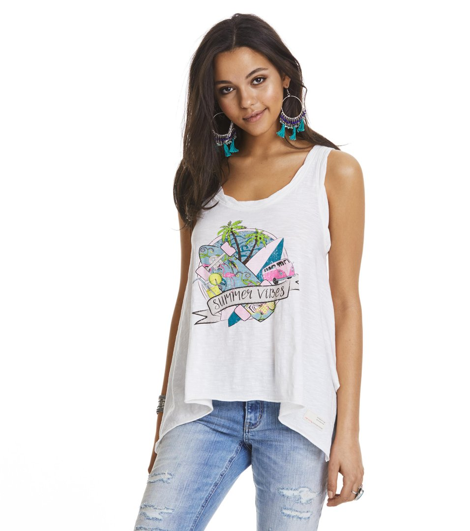 a18af78961ae Odd Molly - summer vibes tank top - LIGHT CHALK