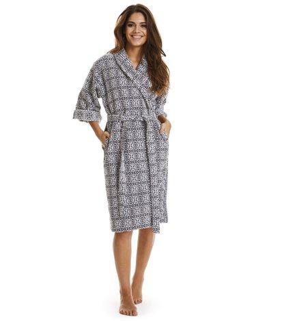 cozy bathrobe