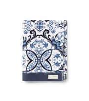 Odd Molly - boho butterfly hand towel - DARK BLUE