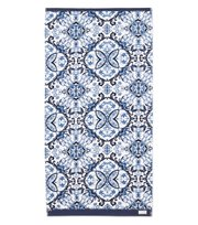 Odd Molly - boho butterfly bath towel - DARK BLUE