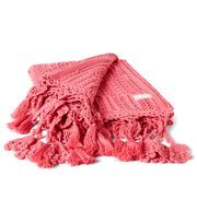 Odd Molly - cozy throw - DESERT ROSE