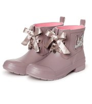 Odd Molly - low tide rainboot - DUSTY MAUVE