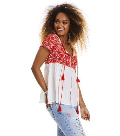 Odd Molly oh la la s s blouse 7d2e8fb3acefc