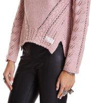 Odd Molly - ballroom sweater - PINK POWDER