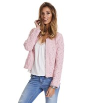 Odd Molly - harmony knitted jacket - PINK