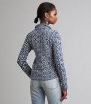 Odd Molly - lovely knit jacket - BLUE