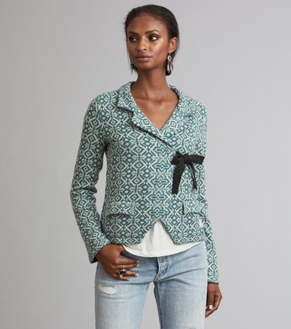 odd molly knit jacket