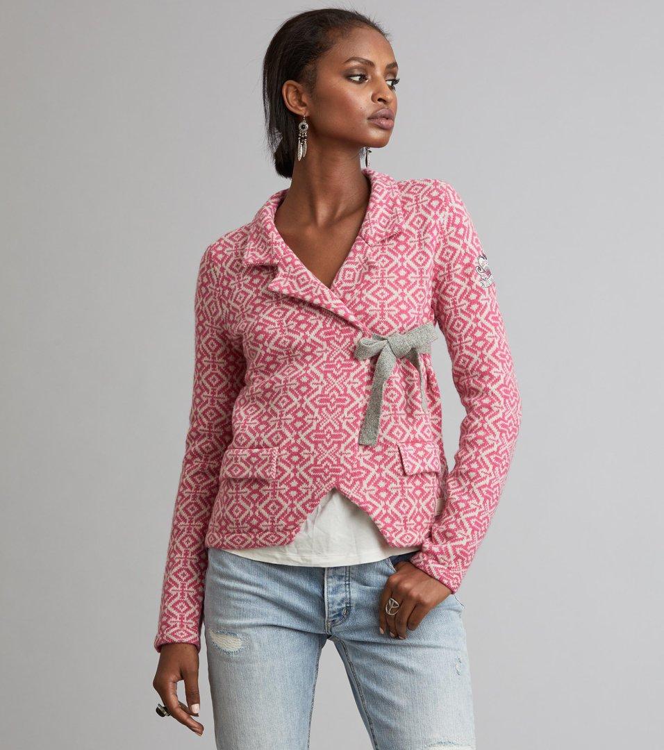 odd molly lovely knit pink