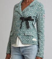 Odd Molly - lovely knit jacket - MILKY TURQUOISE