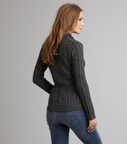 Odd Molly - komplettera-drawer cardigan - GREY MELANGE