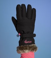 Odd Molly - fire place glove - BLACK