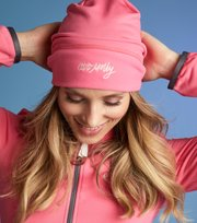 Odd Molly - heads up beanie - HOT PINK