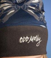 Odd Molly - heads up beanie - DARK BLUE