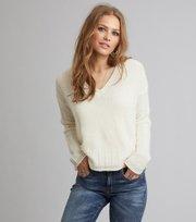Odd Molly - clockwise sweater - CHALK