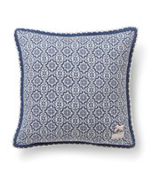 # lovely knit cushion cover