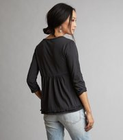 Look Around L/s Top