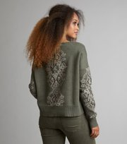 Whirley Sweater