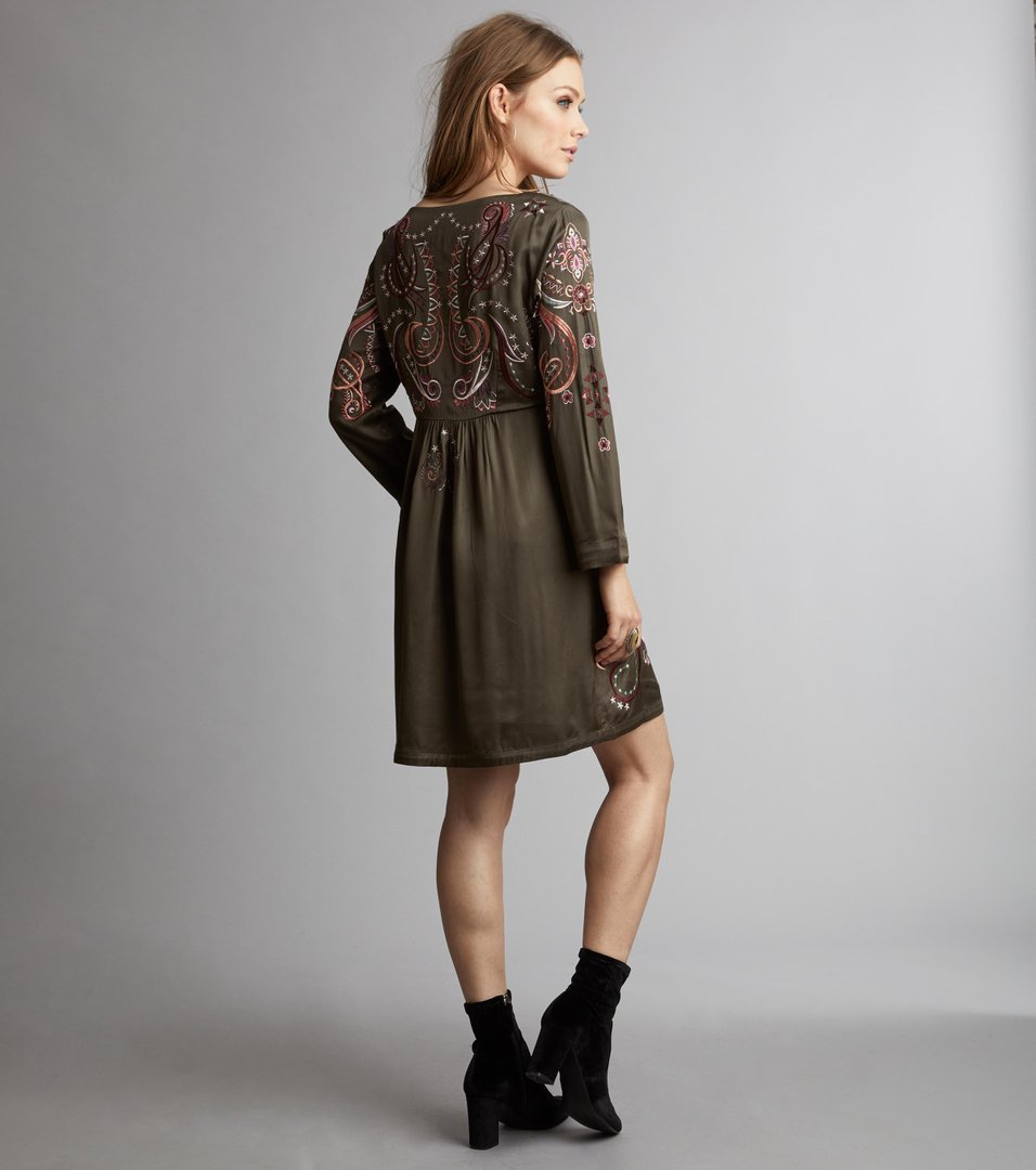 plume dress Odd Molly Footaction Sale Online Hurry Up Discount Great Deals AQ8Q7K