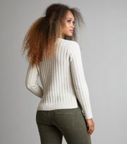 Ribbey Pullover