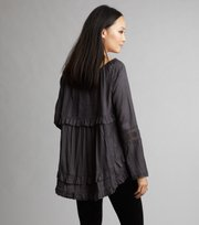Midnight L/s Blouse