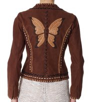 Odd Molly - archduke jacket - VINTAGE DARK BEIGE