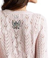 Odd Molly - fabulosa sweater - SOFT ROSE