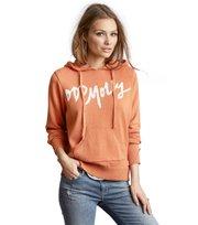 # hey baby hood sweater