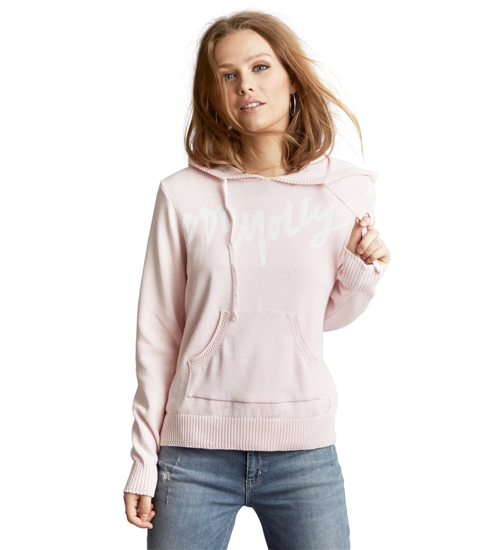 d0358a777f5c Odd Molly hey baby hood sweater