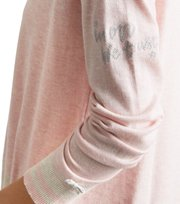 Odd Molly - hoower sweater - SOFT ROSE