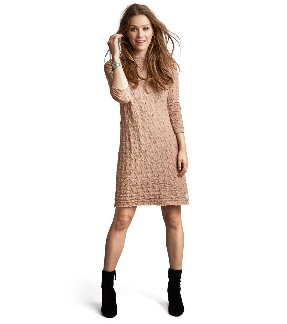 bd2fce891985 Odd Molly - holy molly dress - CAFFE LATTE