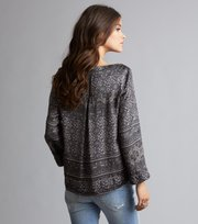 Warm Hearted L/s Blouse