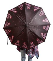 Raindrops Stick Umbrella