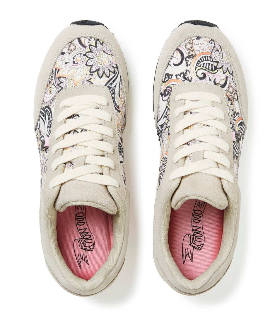 lace up trainer Odd Molly YWncYHct