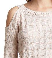 Odd Molly - kniterie Pullover - MAUVE CHALK