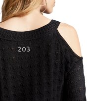 Odd Molly - kniterie Pullover - ALMOST BLACK