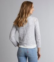Kniterie Short Cardigan