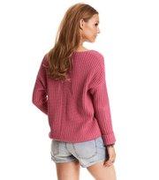 Rib It In Sweater
